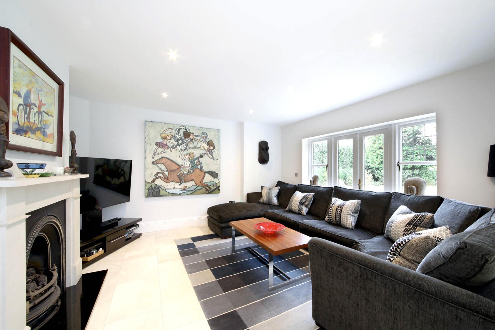 Livingroom refurbishment